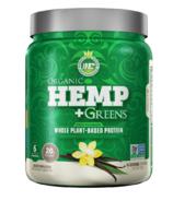 Ergogenics Organic Hemp Pro-Series 70 Protein Vanilla