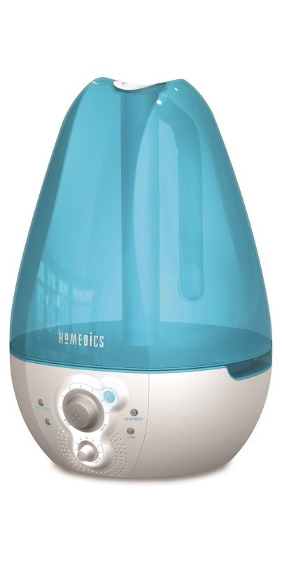 homedics cool mist humidifier instructions