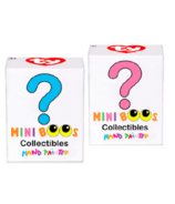 Ty Mini Boos Collectible Figurines