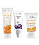Acure Organics 3 Step Face Kit