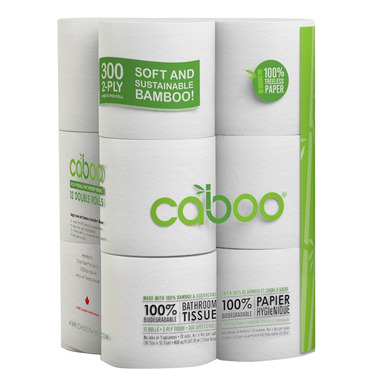 Buy Caboo Bamboo 2ply Toilet Tissue at Well.ca | Free ...