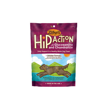 Zuke\'s Dog Hip Action Chicken Formula