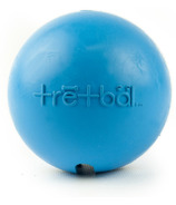 Petprojekt Large Tretbal Dog Toy in Blue