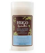 Hugo Naturals Unscented Deodorant