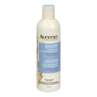 Aveeno Skin Relief Shower & Bath Oil