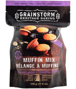 Grainstorm Heritage Baking Organic Ancient Grain Muffin Mix