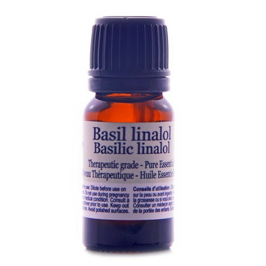 Finesse Home Basil - Linalol Essential Oil
