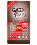 Giddy Yoyo Chai Spice Dark Chocolate Bar