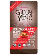 Giddy Yoyo Chai Spice Dark Chocolate Bar