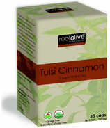 Rootalive Organic Herbal Tulsi Tea