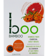 Boo Bamboo Sheet Mask Brightening