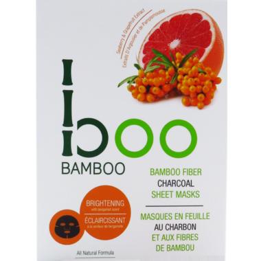 Boo Bamboo Sheet Mask Brightening