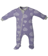ZippyJamz Organic Cotton Sleeper Heartbreaker