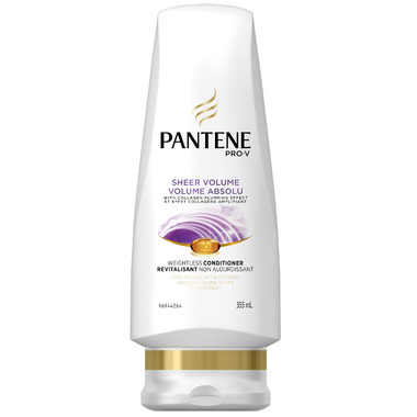 Pantene Sheer Volume Weightless Conditioner