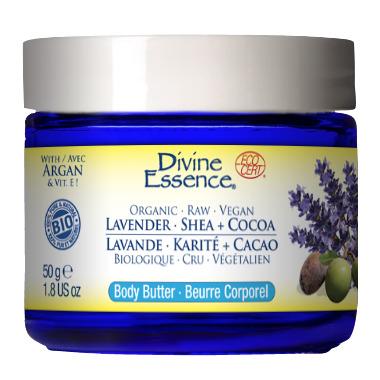 Divine Essence Lavender Shea + Cocoa Body Butter
