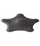 Umbra Starfish Drain Hair Catcher in Black