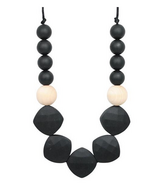 Glitter & Spice Silicone Teething Necklace Farrah