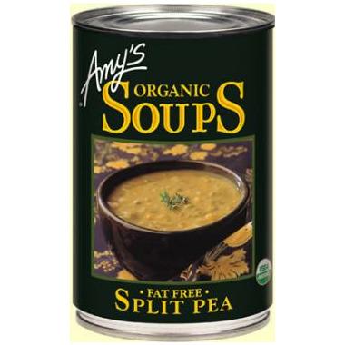 Amy\'s Organic Split Pea Soup