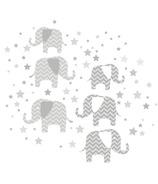 WallPops Elephants A Ton of Love Large Wall Art Kit