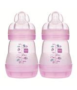 Mam Anti-Colic Bottle 5oz Pink