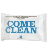 Consonant Skincare Come Clean 100% Natural Bamboo Cleansing Cloths