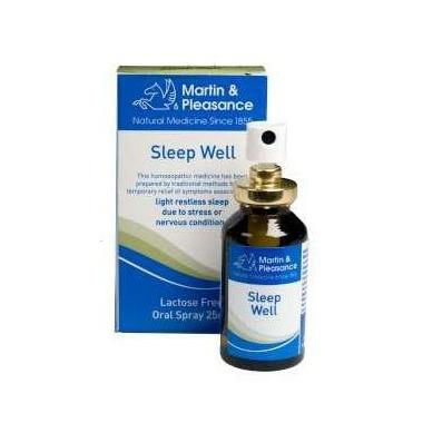 Martin & Pleasance Sleep Well Homeopathic