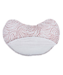 Bebe au Lait Nursing Pillow Slipcover Rose Quartz