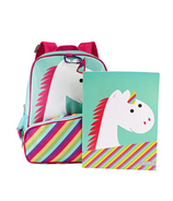 JJ Cole Toddler Backpack Unicorn