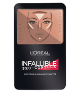 L'Oreal Paris Infallible Pro-Contour Palette in Deep