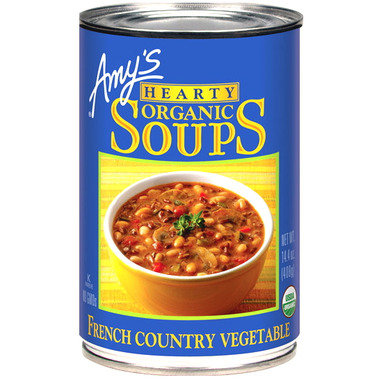 Amy\'s Organic Hearty French Country Vegetable Soup