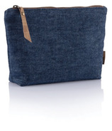 bambu Hemp Design Zip Pouch Large