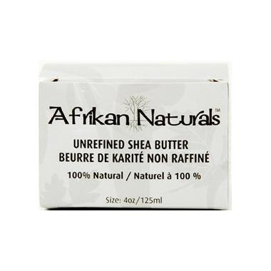 Afrikan Naturals Unrefined Shea Butter