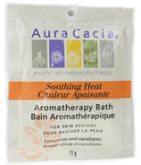 Aura Cacia Soothing Heat Aromatherapy Bath