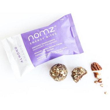 nomz Almond Energy Bites