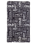 Upper Canada Hot & Cold Pack Navy Word Pattern