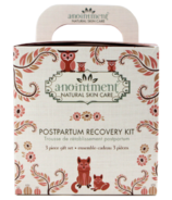 Anointment Natural Skin Care Postpartum Recovery Set