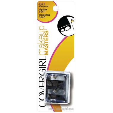 CoverGirl Makeup Masters 3-in-1 Pencil Sharpener