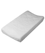 Living Textiles Smart-Dri Waterproof Mattress Protector Change Pad Cover