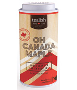 Tealish Oh Canada Maple Whole Leaf Black Tea
