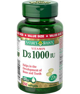 Nature's Bounty Vitamin D3