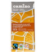 Camino Butterscotch & Sea Salt Milk Chocolate Bar