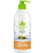 Nature's Gate Papaya Velvet Moisture Body Wash