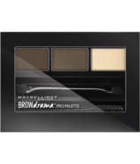 Maybelline Brow Drama Pro Palette In Deep Brown