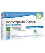UNDA Biotherapeutic Drainage Liver & Kidney Kit
