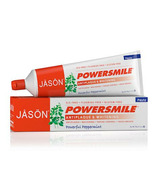 Jason Powersmile All Natural Whitening Fluoride Free Toothpaste