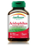 Jamieson Acidophilus Probiotic Complex