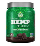 Ergogenics Organic Hemp Pro-Series 70 Protein Chocolate