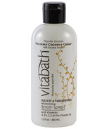 Vitabath Heavenly Coconut Creme with Coconut Oil Body Wash