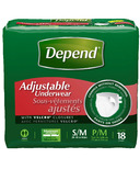 Depend Adjustable Underwear Maximum Absorbency