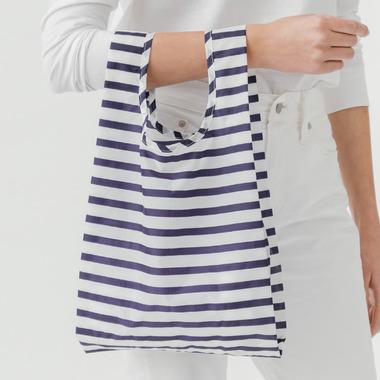 Baggu Baby Baggu Reusable Bag in Sailor Stripe